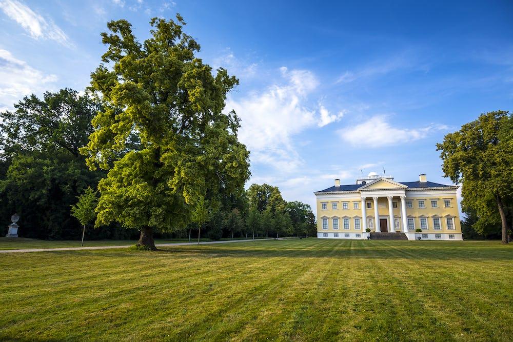 Dessau Woerlitz Garden Realm