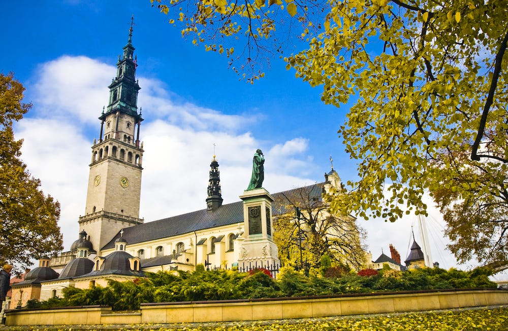 monastery jasna gora description well known landmark my co