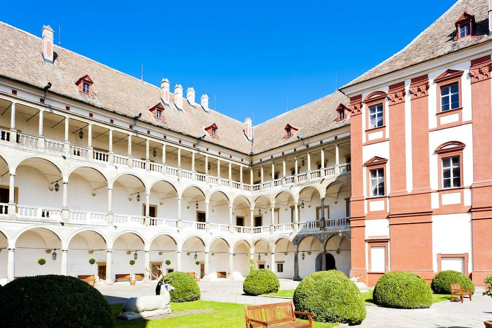 Opocno Chateau