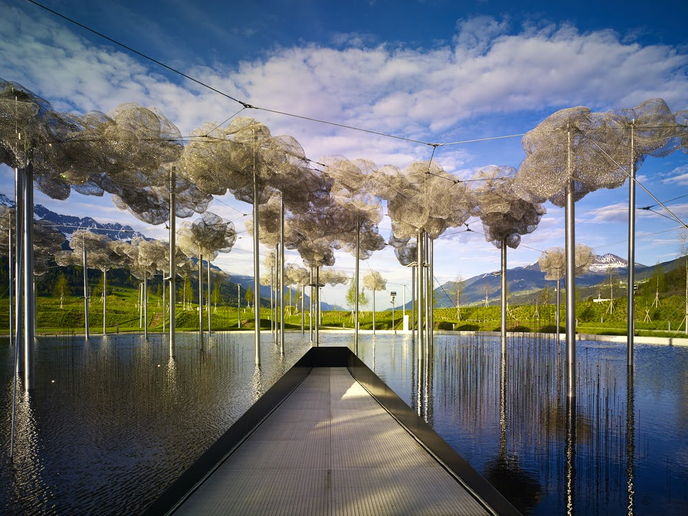 Swarovski world in Wattens