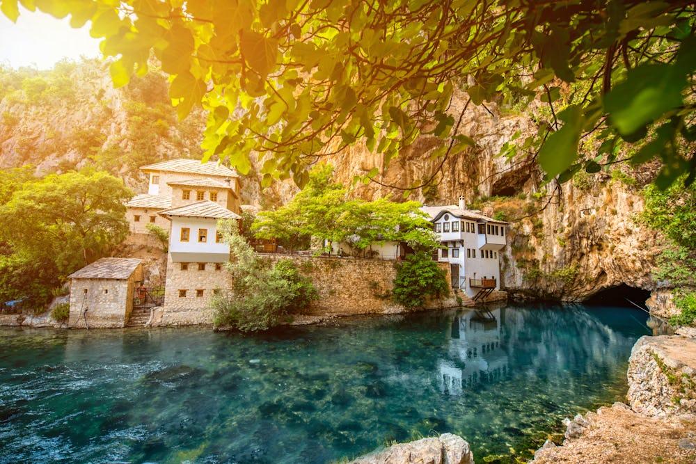 Blagaj tekija Monastery