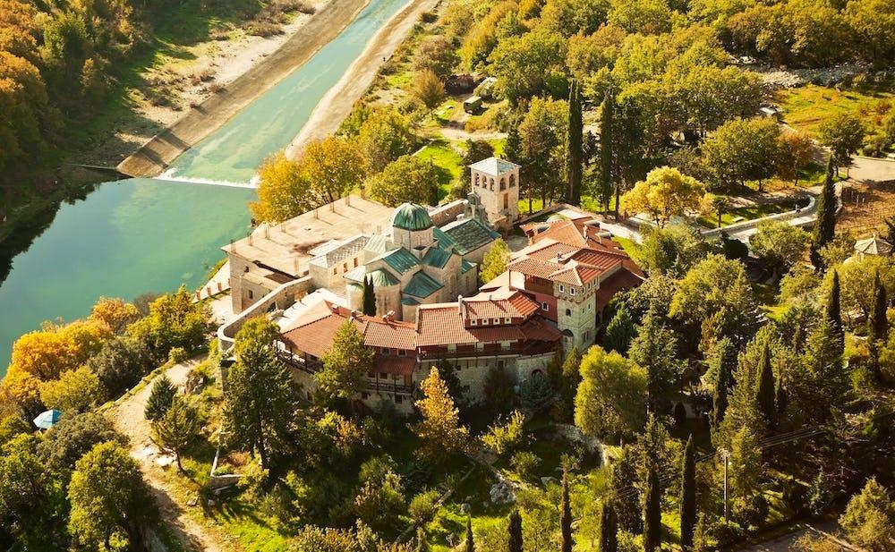 Tvrdos Monastery