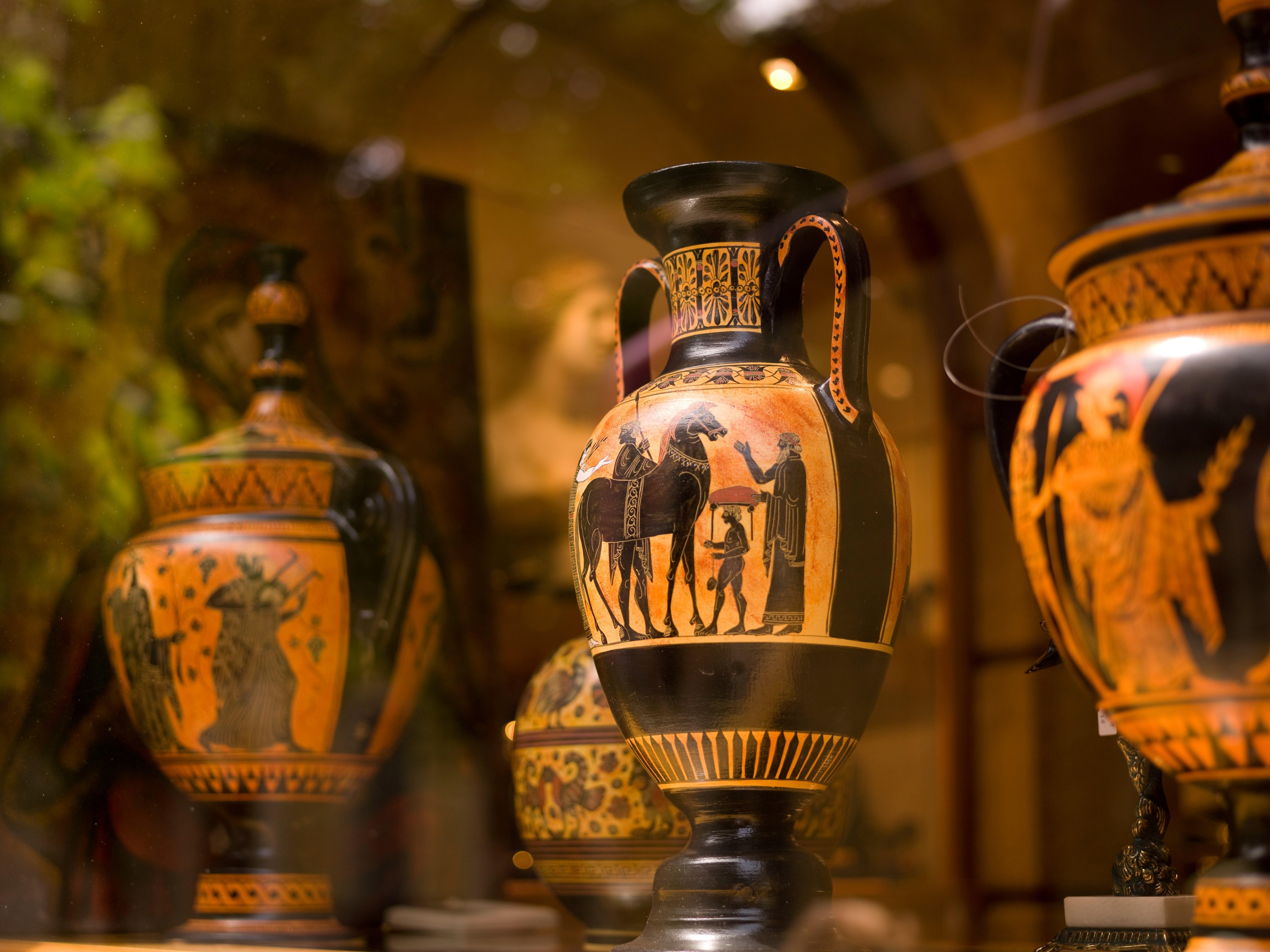 Archaeological Museum of Thebes