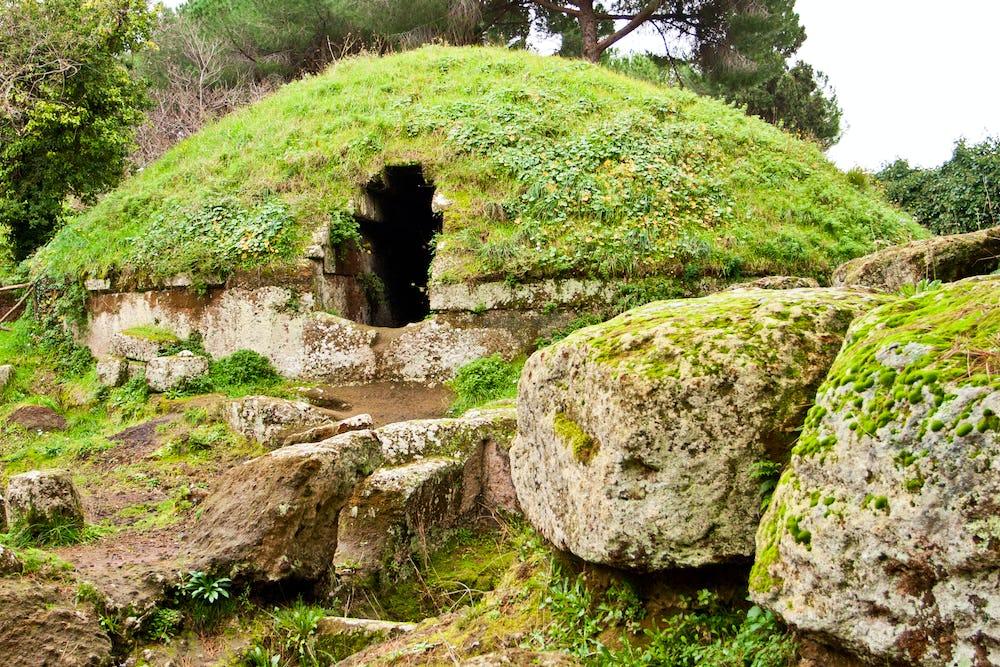 Necropolis de la Banditaccia
