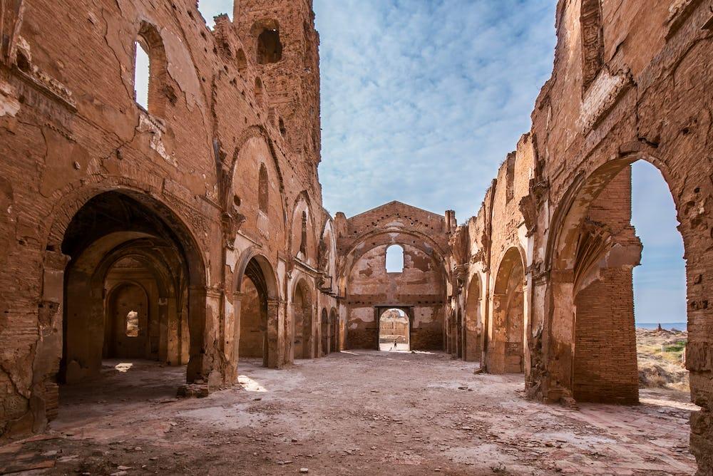 The Ruins of Belchite