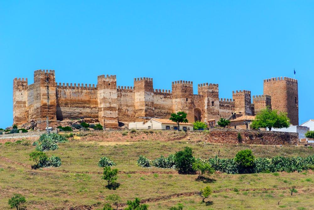 Castillo de Bury Al-Hammam