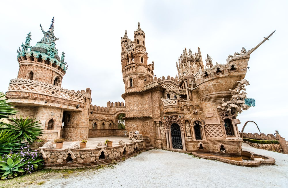 Colomares Castle