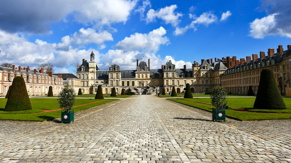 Palace of Fontainebleau