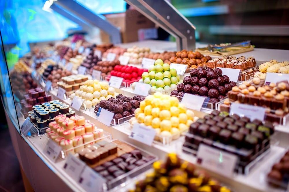 Halloren Chocolate Museum