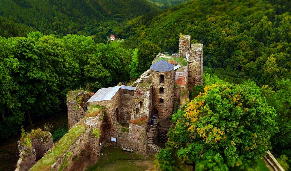 Hasistejn Castle