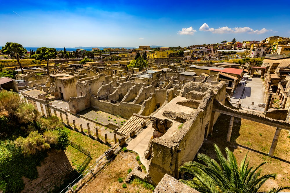 Herculaneum Archaeological Area
