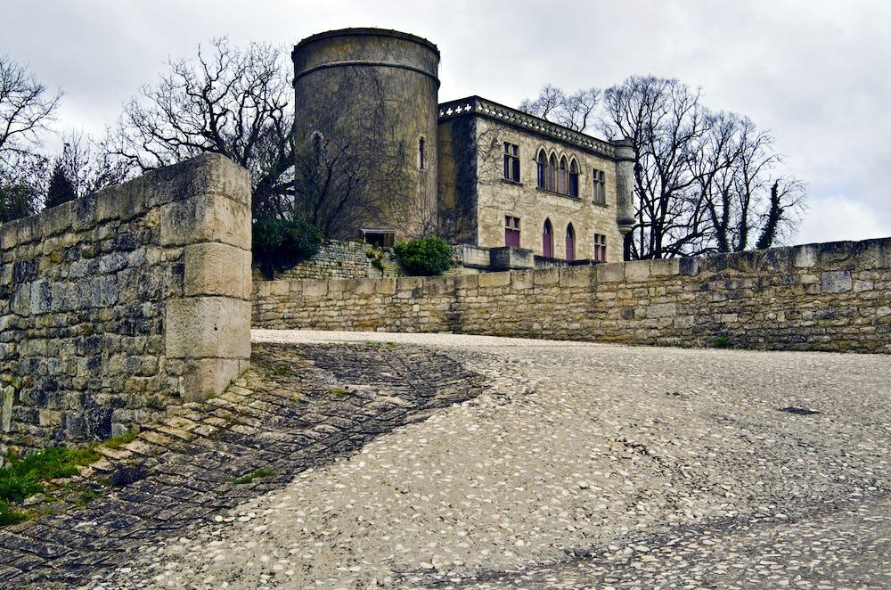 Maillezais Abbey