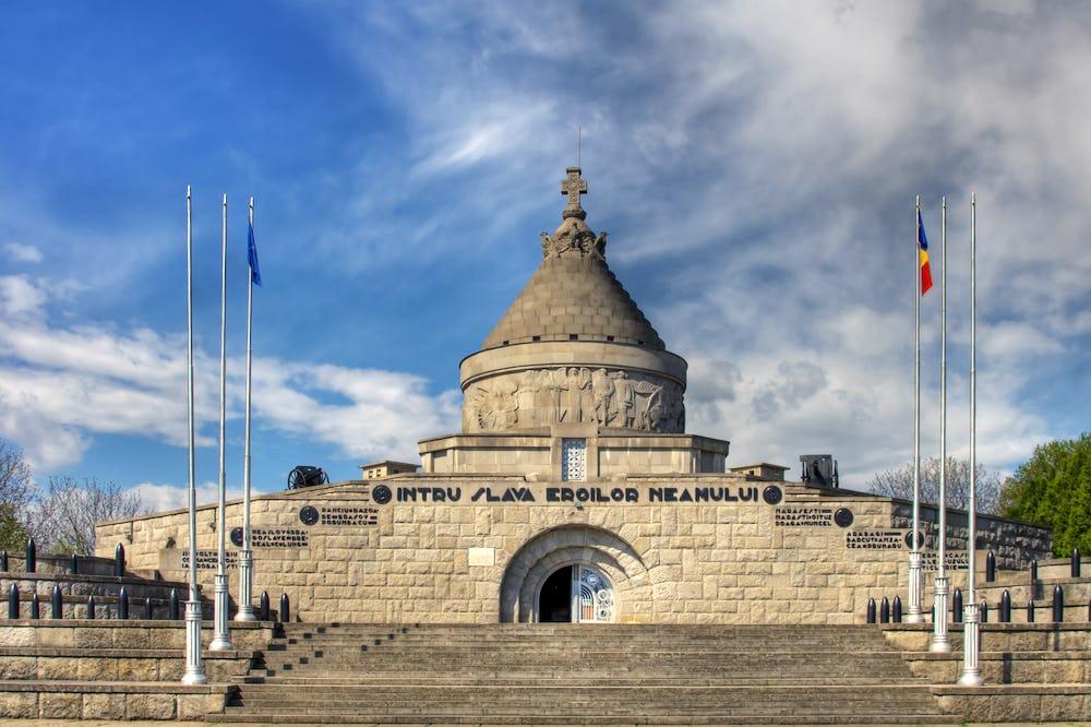 Mausoleum of Marasesti