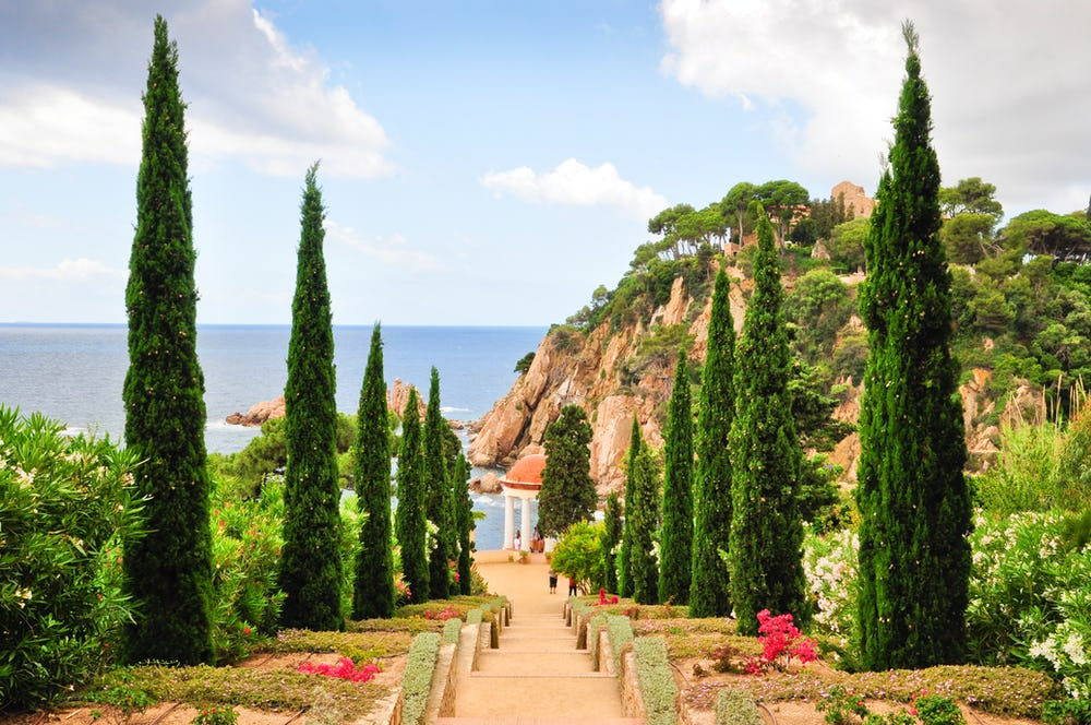 Marimurtra Botanical Garden