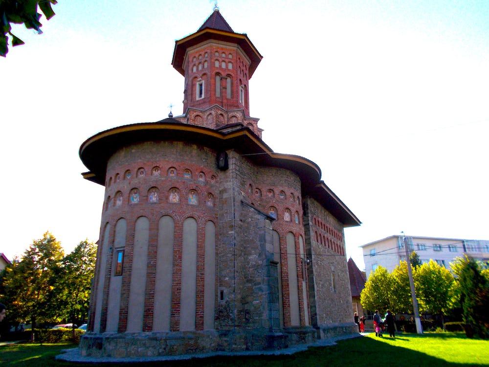 Precista Church in Bacau