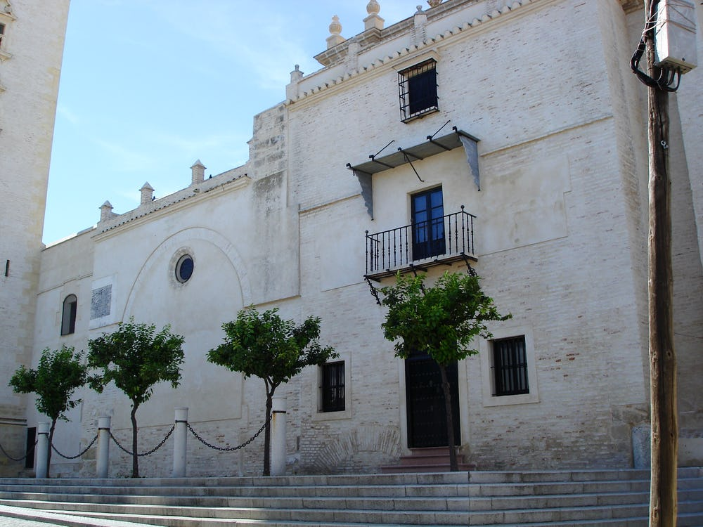 Nuestra Senora de la Oliva Church