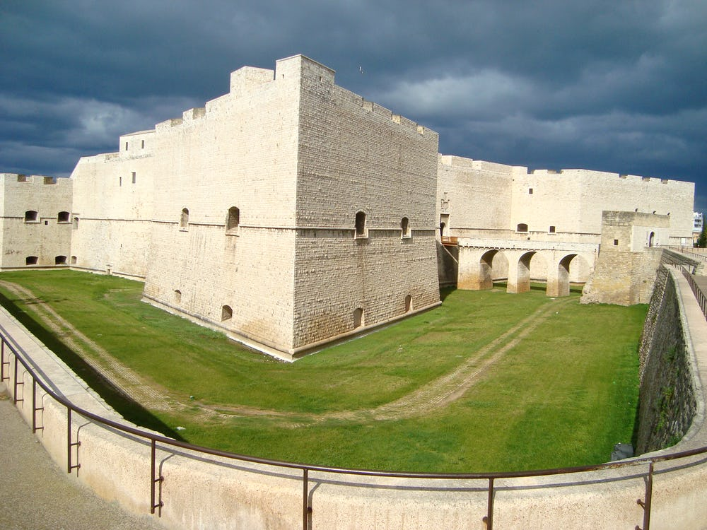 Swabian Castle of Barletta