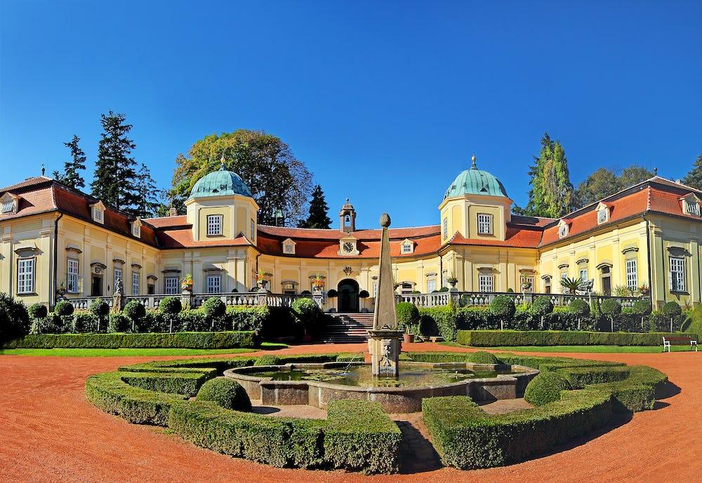 Buchlovice Chateau