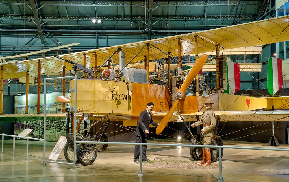Gianni Caproni Museum of Aeronautics