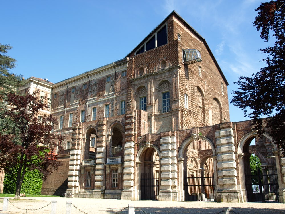 Museum of Contemporary Art Rivoli