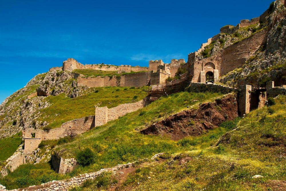 Castle of Acrocorinth