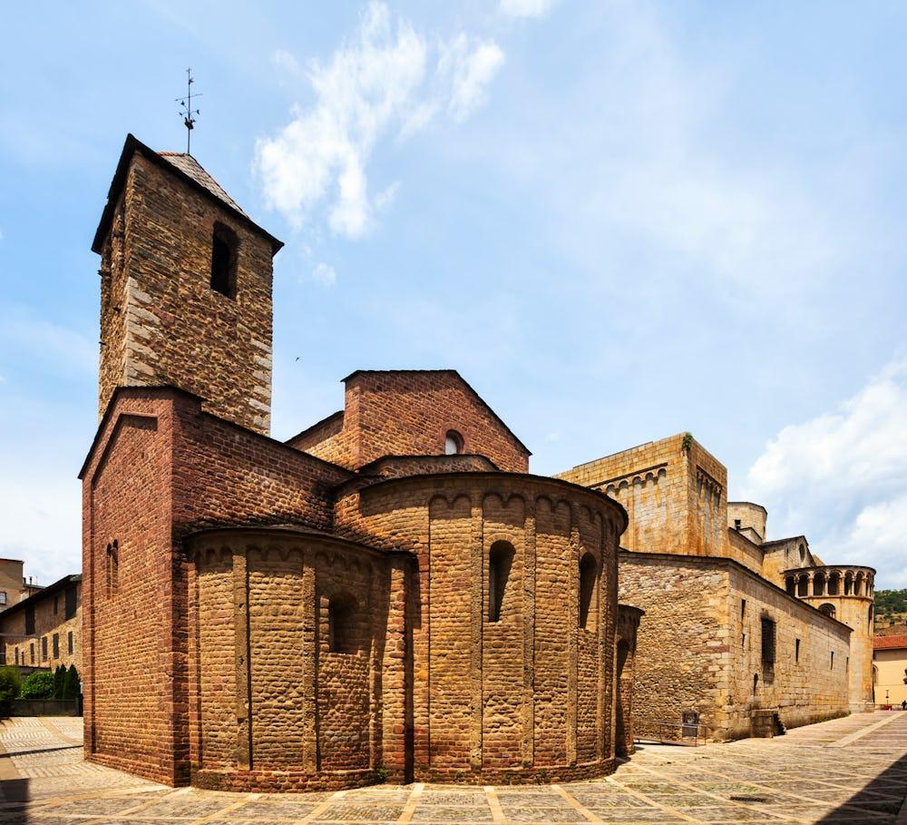 Cathedral Santa Maria d'Urgell