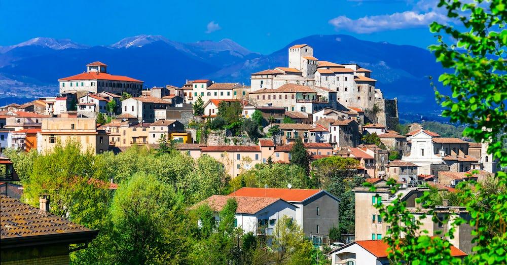 Castle of the Counts of Ceccano