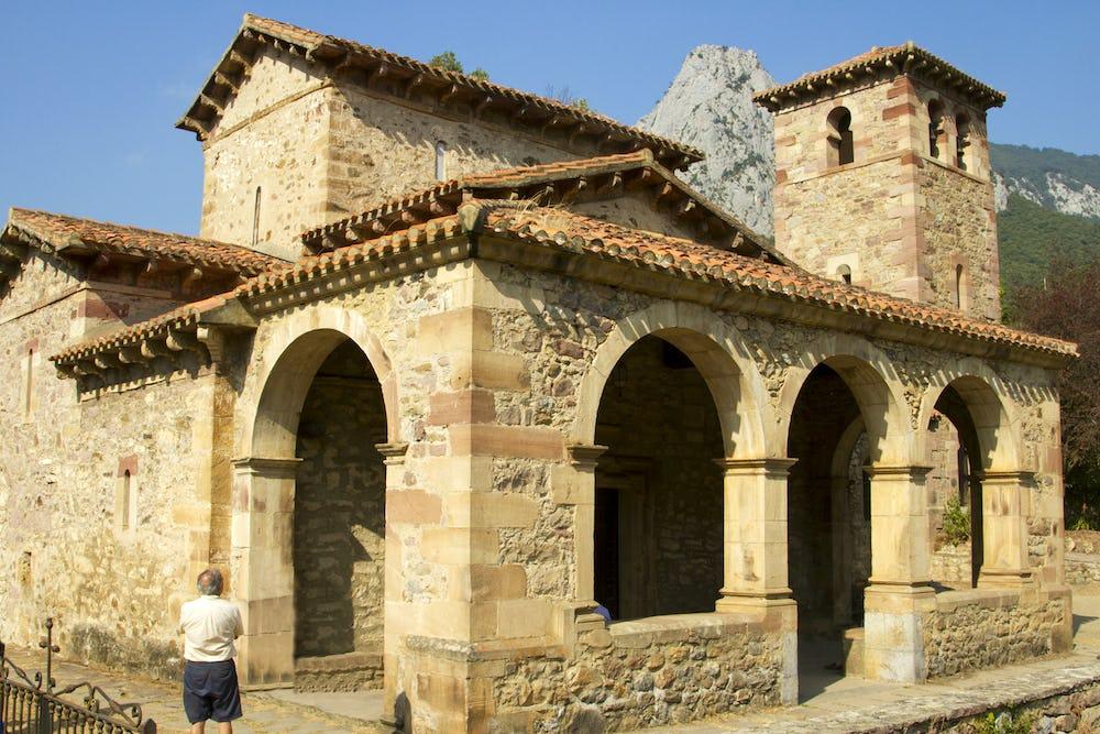 Church of Santa Maria de Lebena