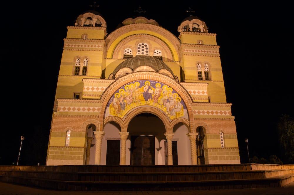 The Church of Saint Apostles