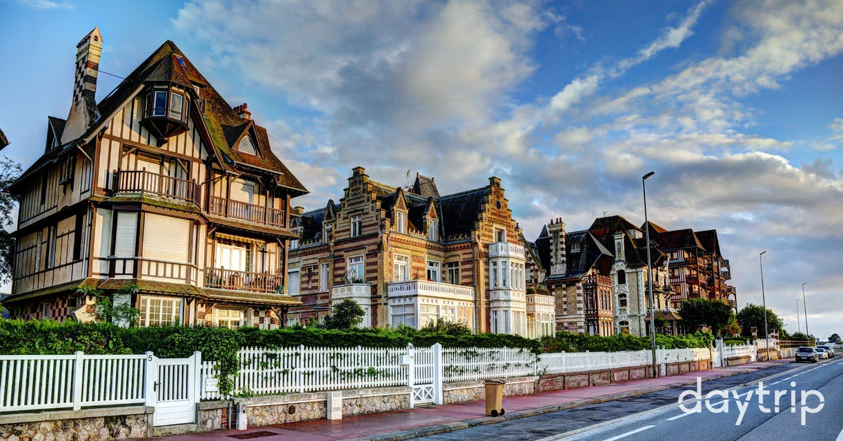 rouen to deauville private car transfer with a local driver daytrip. Black Bedroom Furniture Sets. Home Design Ideas