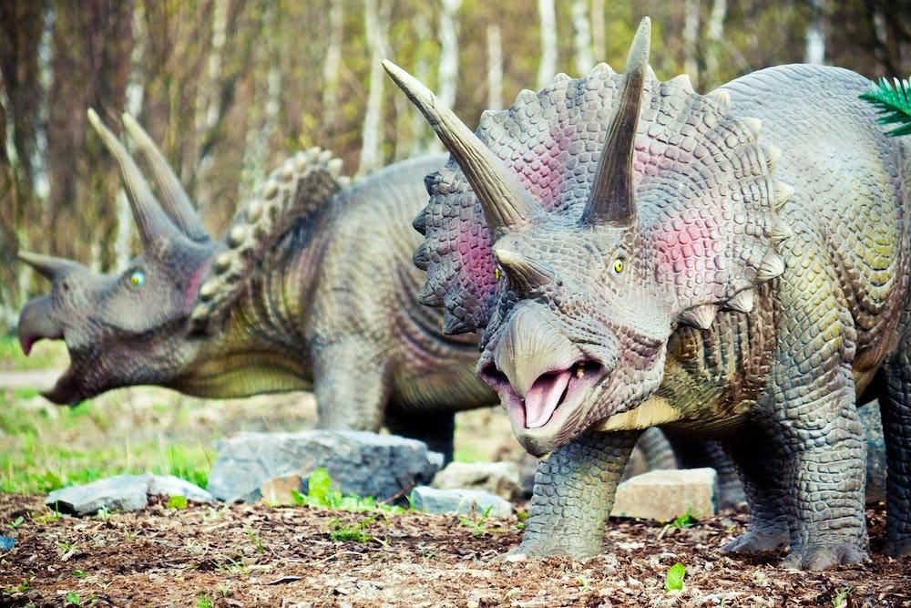 Dinosaur Freizeit Park Germendorf