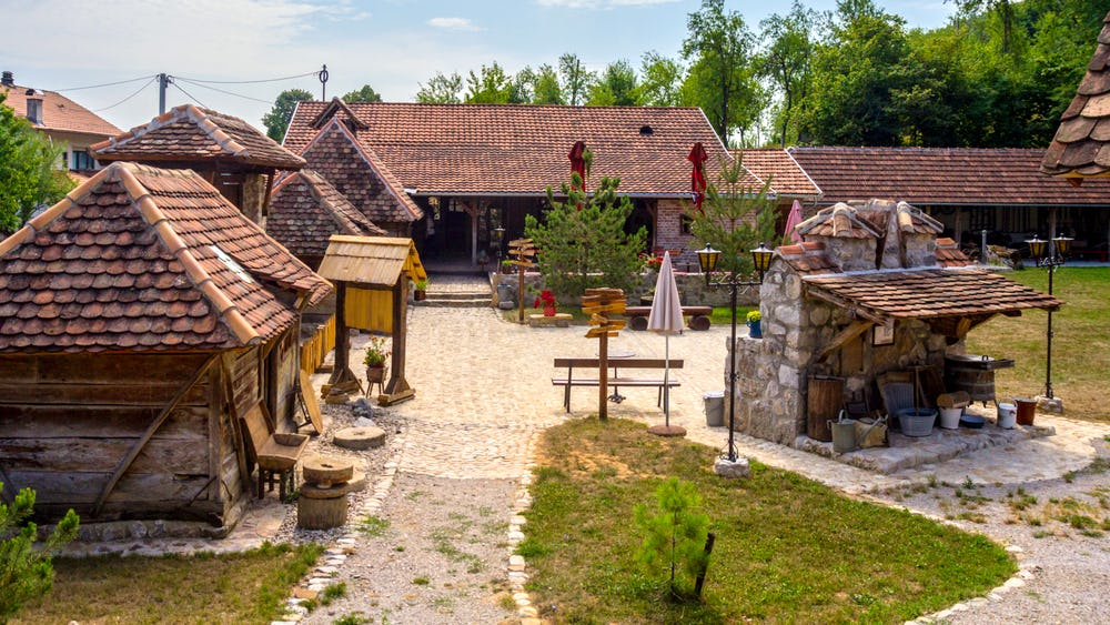 Ethno Museum Ljubacke Doline