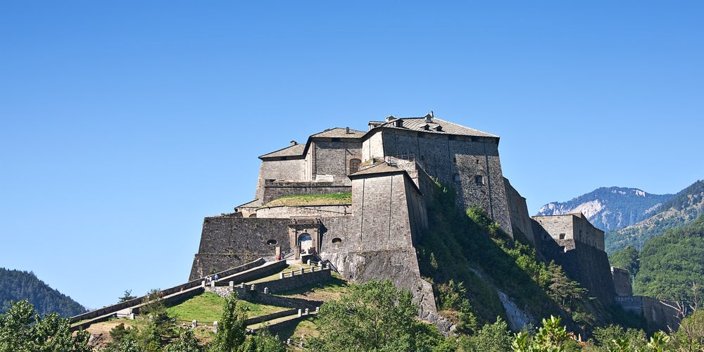 Fort of Exilles