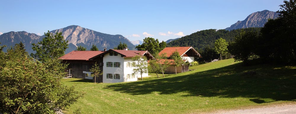 The Glentleiten Open Air Museum