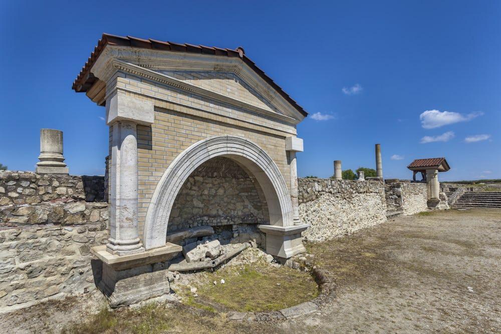 Gorsium Archaeological Park