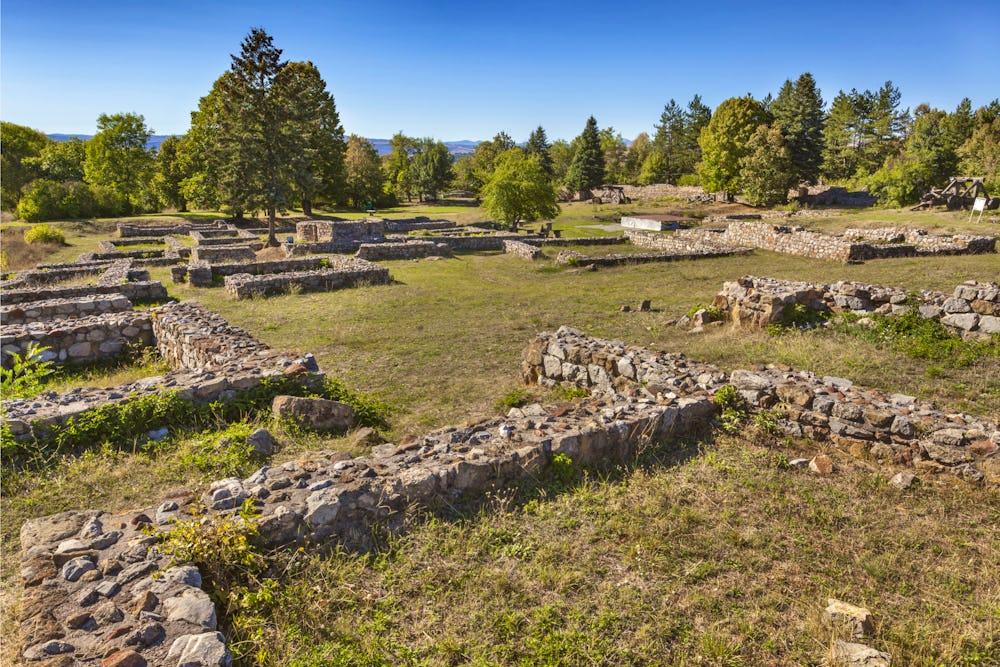 Krakra Fortress remains