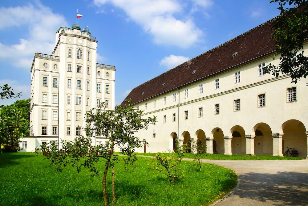 Kremsmunster Abbey