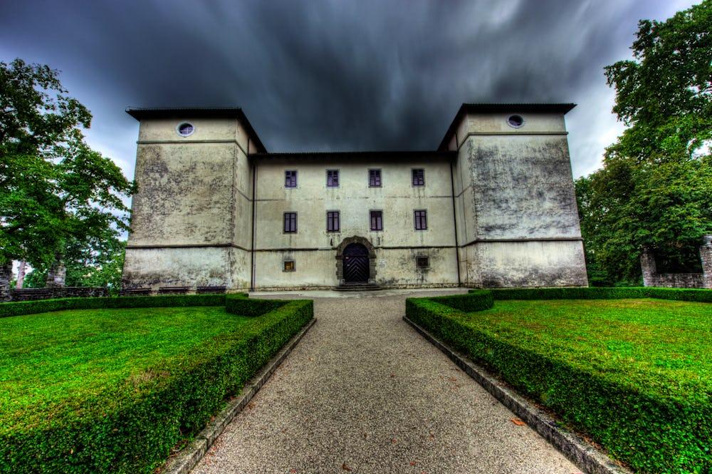 Kromberk Castle