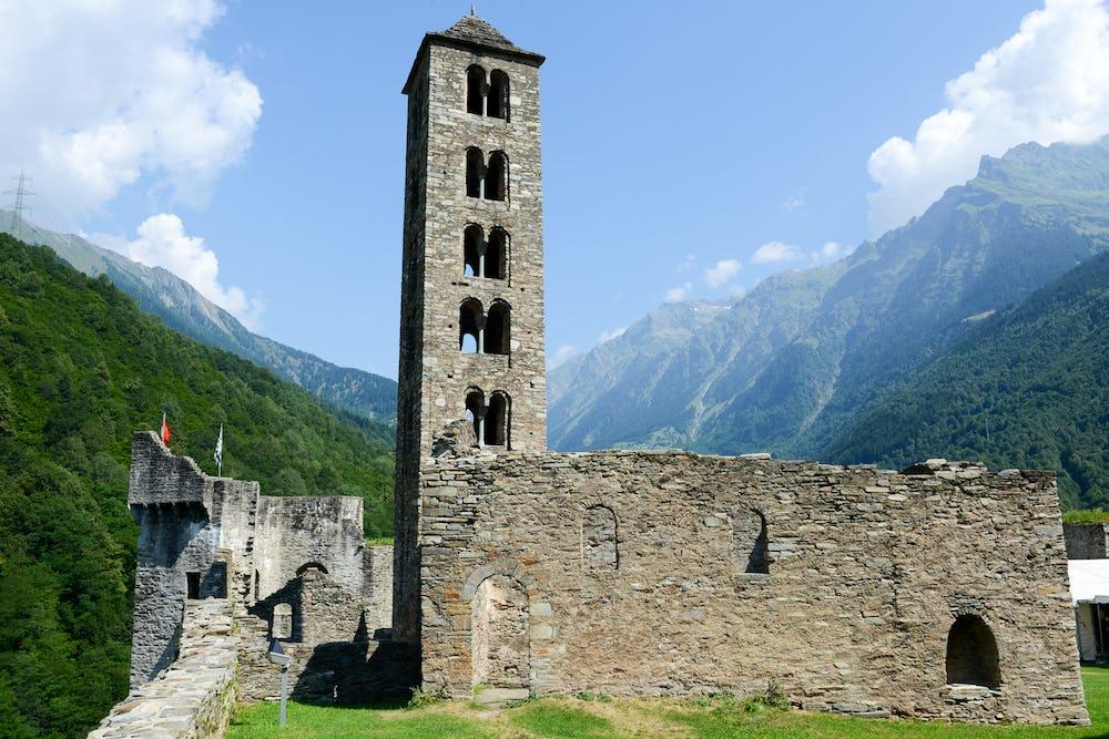 Mesocco Castle