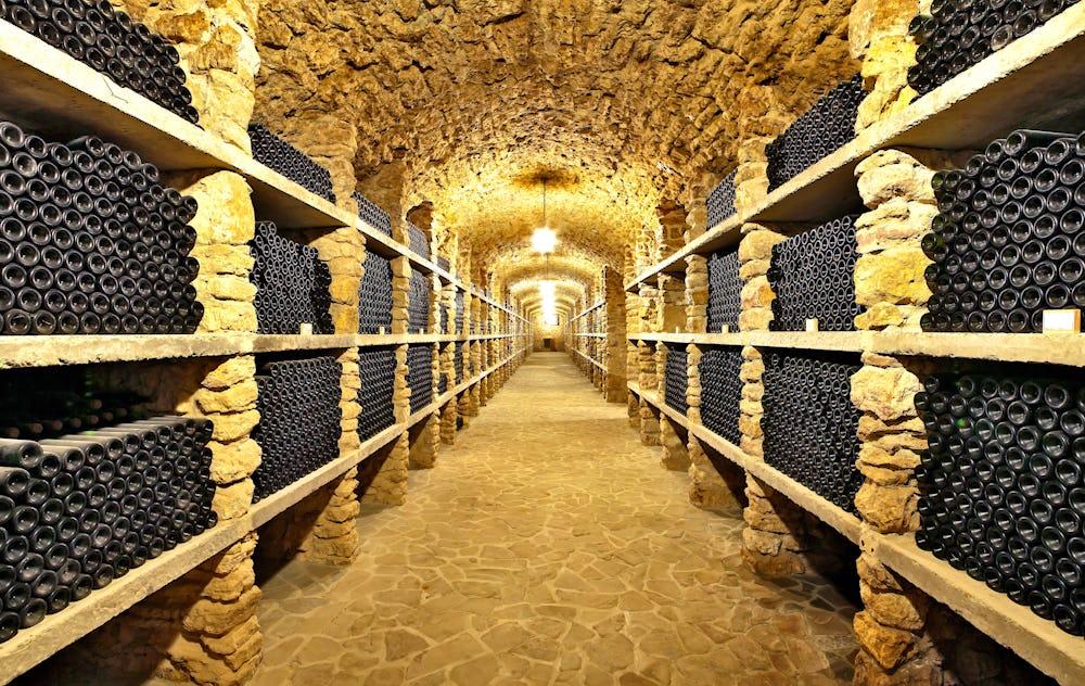 Moet et Chandon Champagne Cellars