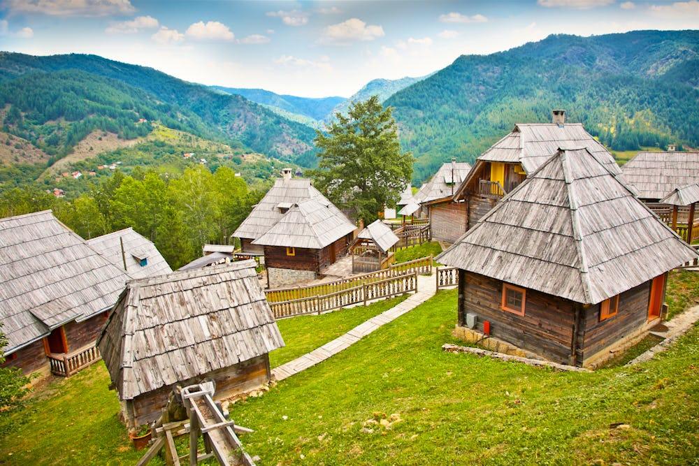 Nature Park Mokra Gora