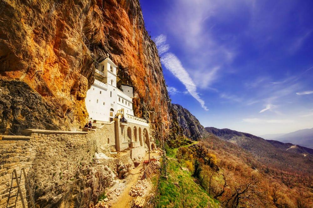 Monastery of Ostrog