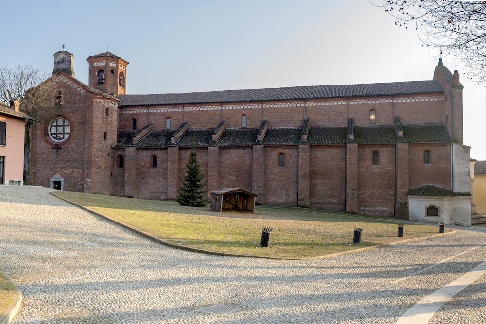 Morimondo Abbey