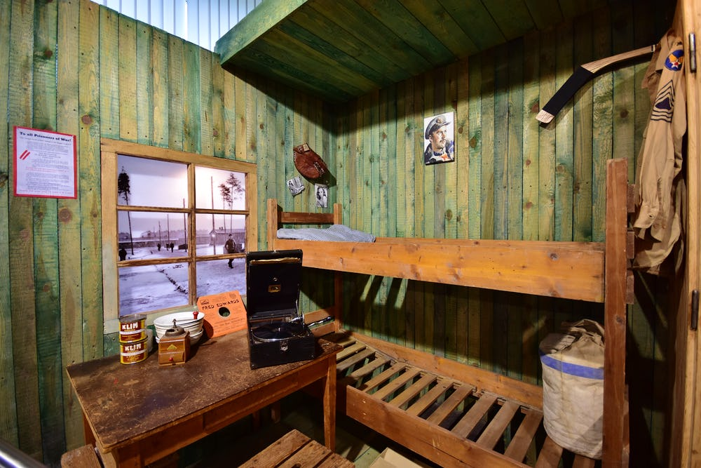 POW Camps Museum