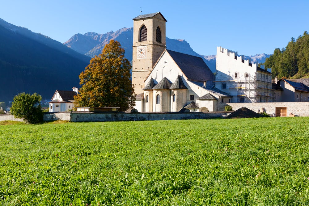 Benedictine Convent of Saint John Mustair