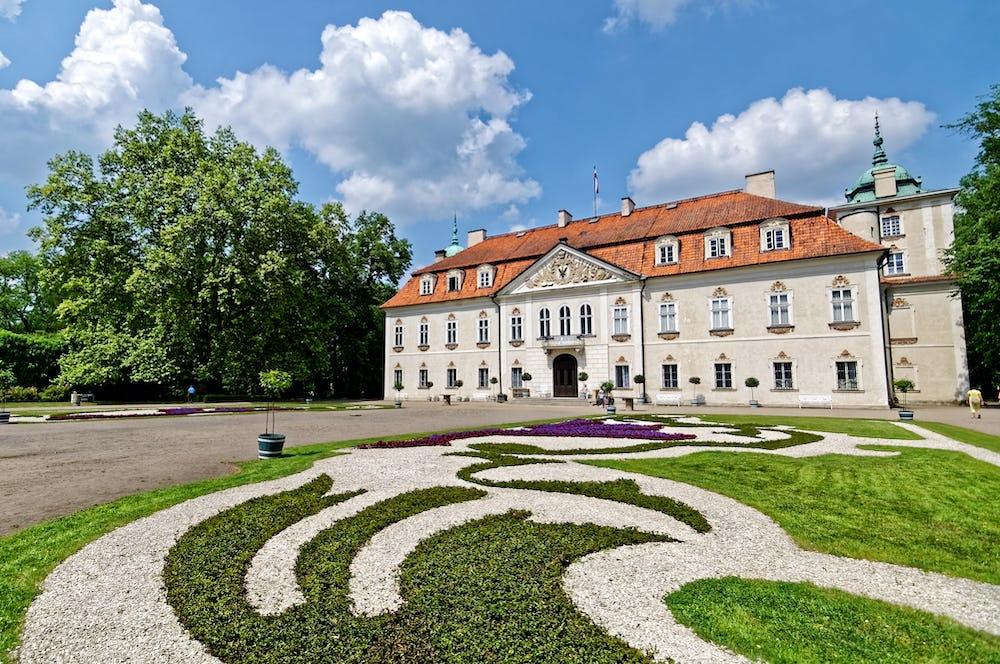 Nieborowie Palace