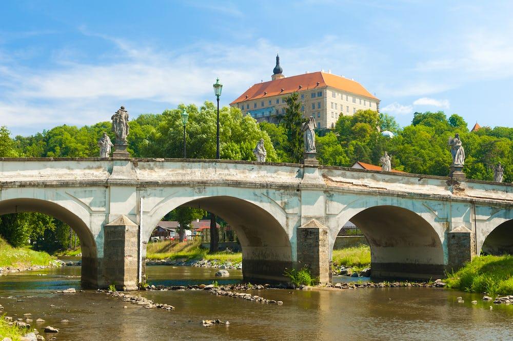 Namest nad Oslavou Castle