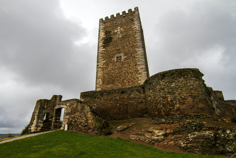 Castle of Portel