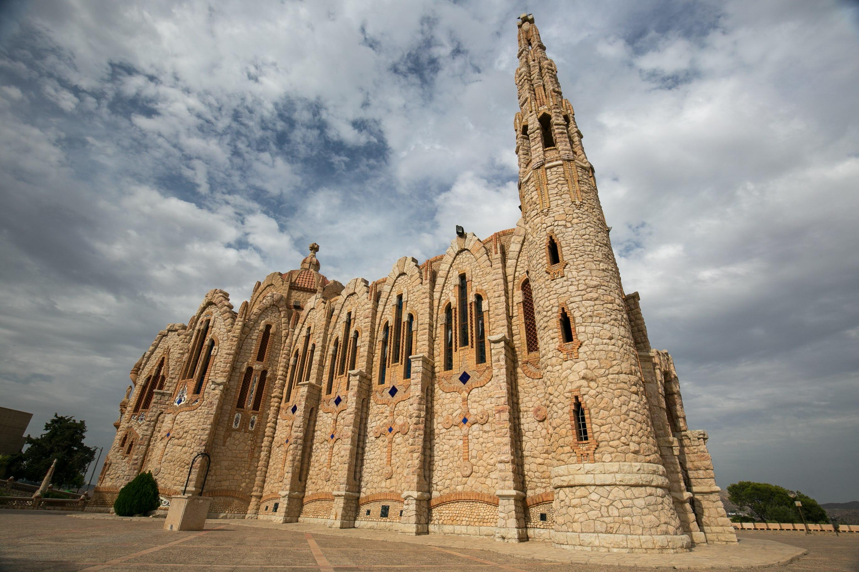 Sanctuary of Santa María Magdalena