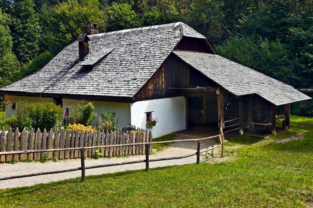 Austrian Open-Air Museum Stubing